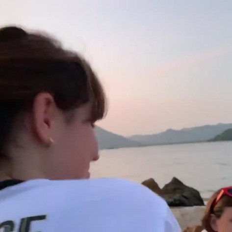 beach bois (and girls)