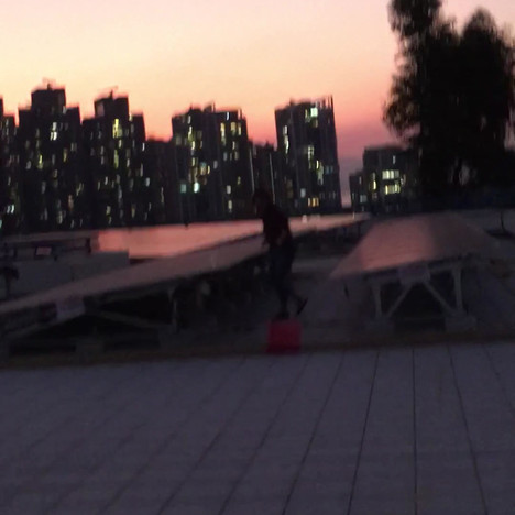 kite on the roof