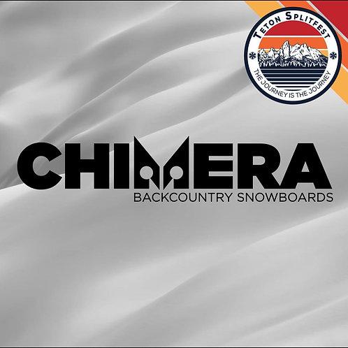Pre-Register Chimera Splitboard