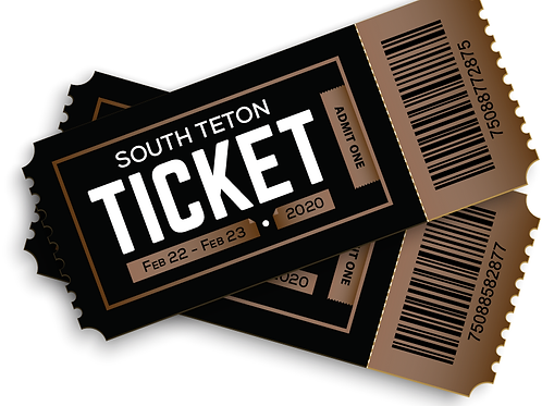 South Teton Ticket