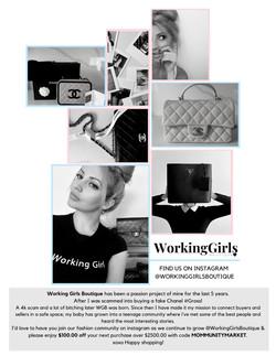 Working Girls Boutique