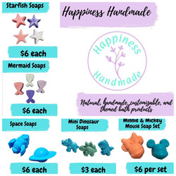 Shop Happiness Handmade Melissa M (1)