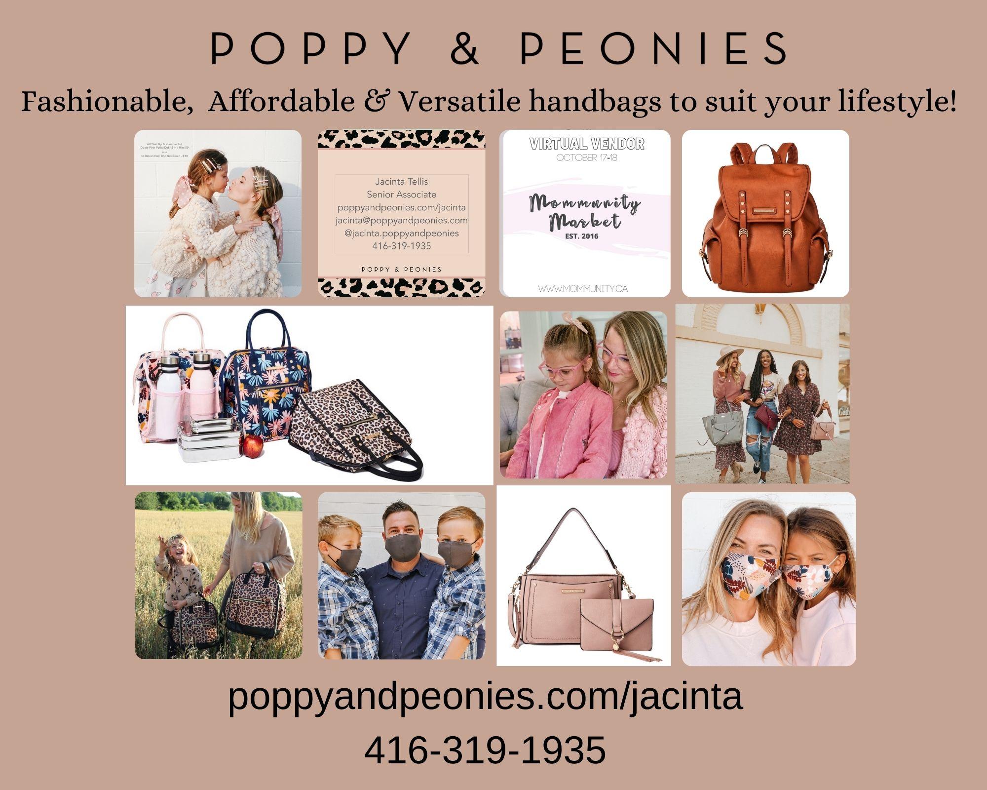 Poppy & Peonies