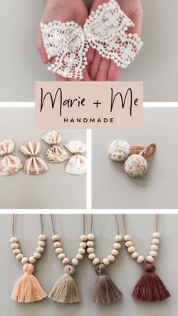 Marie and Me Handmade