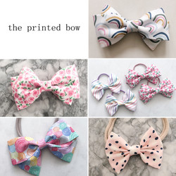 The Printed Bow