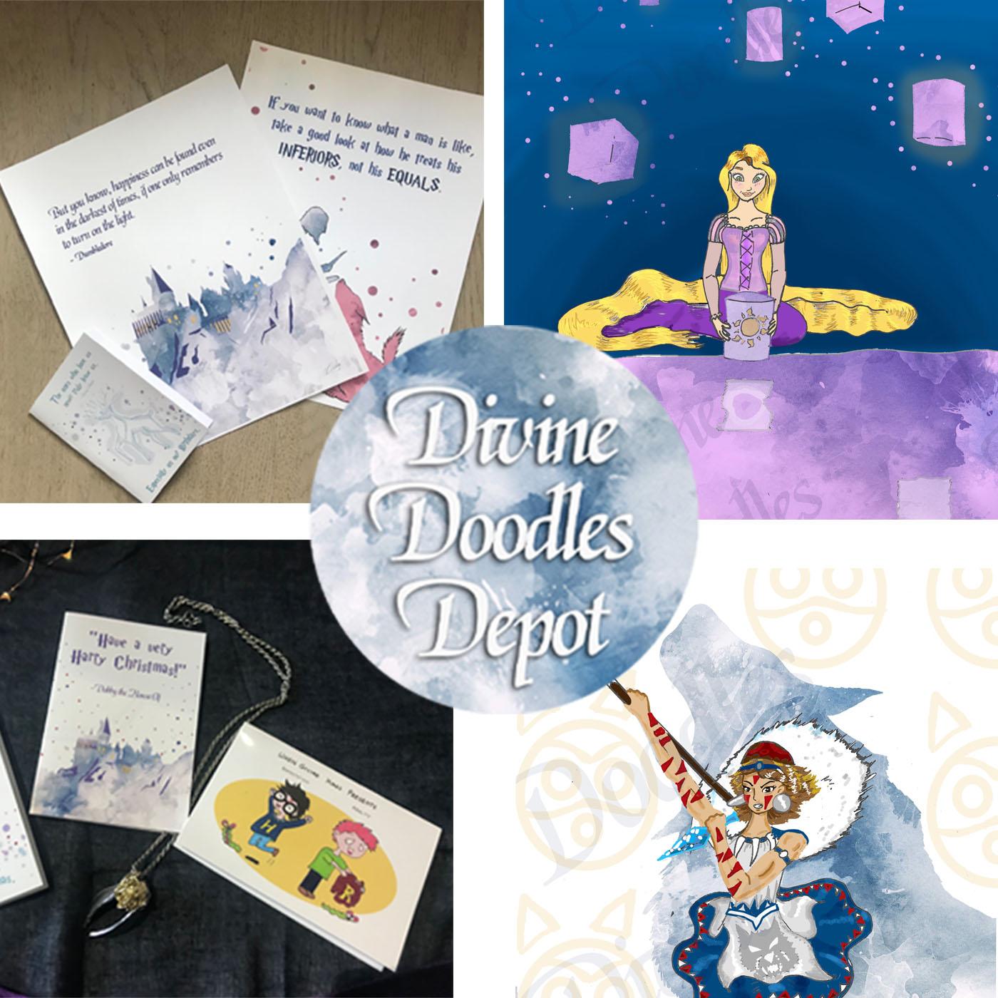 Divine Doodles Depot
