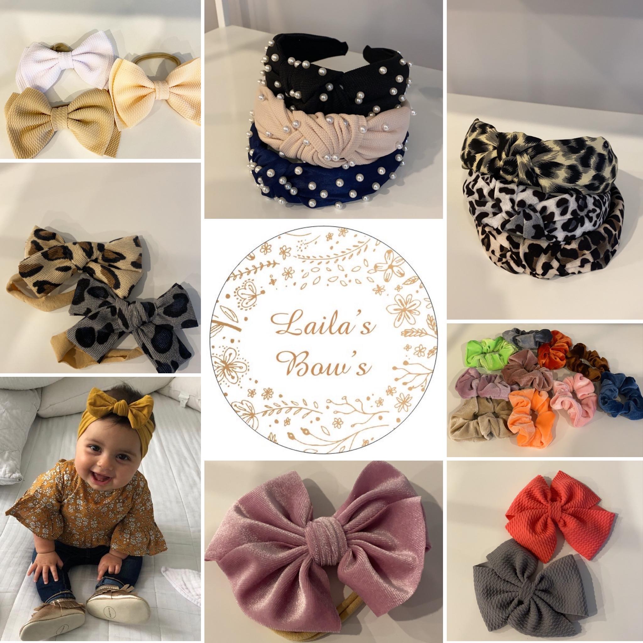 Laila's Bows