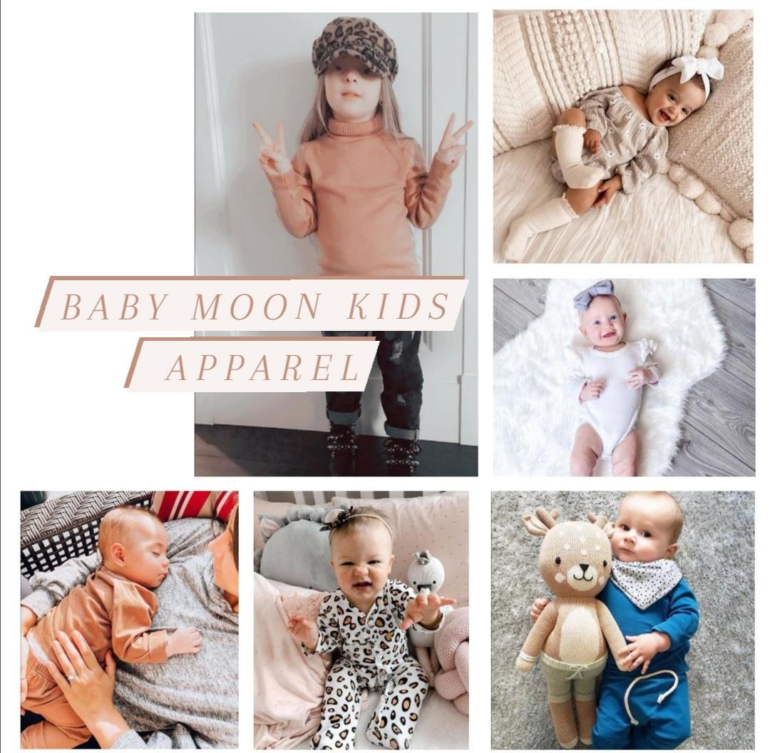 Baby Moon Kids Apparel