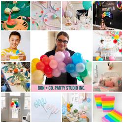 Bon + Co. Party Studio Inc.