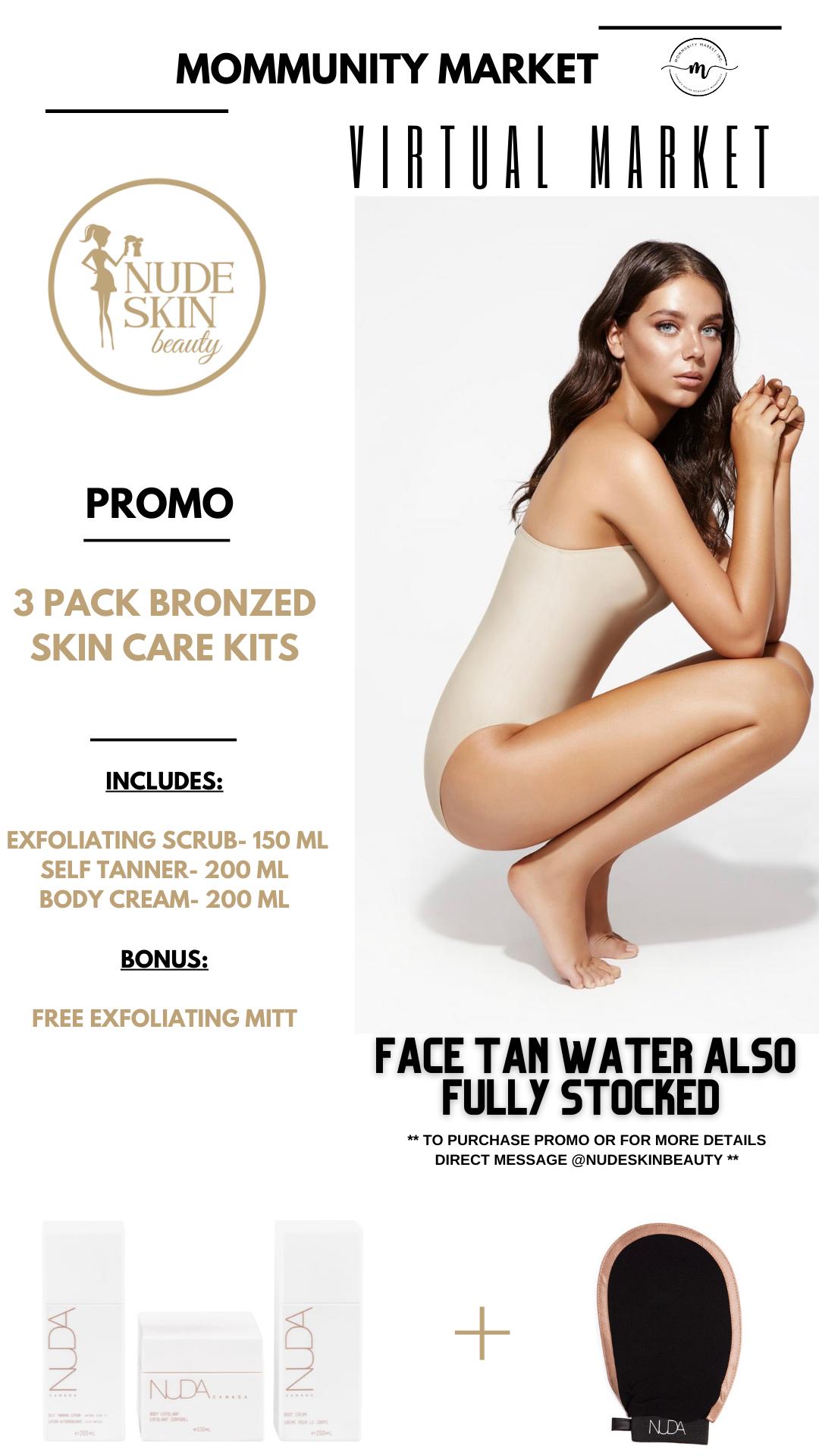 Nude Skin Beauty