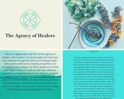 Agency of Healers