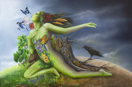 Mother Earth- Flight for Restoration