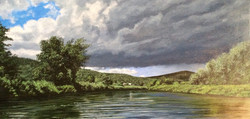 Threatening Weather, Lamoille River