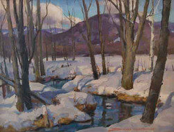 Winter River SOLD