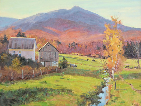 Visions of Vermont's Fall Open House