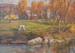 Waterville in Fall