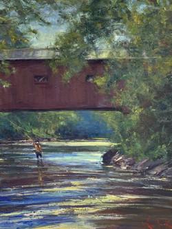 """At the Bridge"""