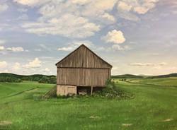 Barn on NorthRd, Fairfield VT