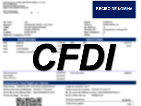 ¿Qué es el CFDI?