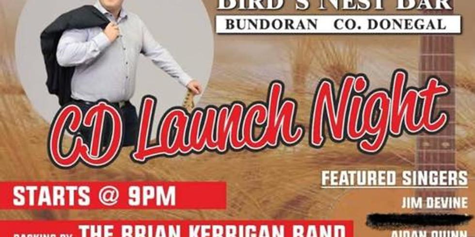 Bryan Mullen's Album Launch