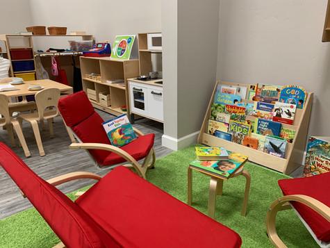 Prekindergarten Room