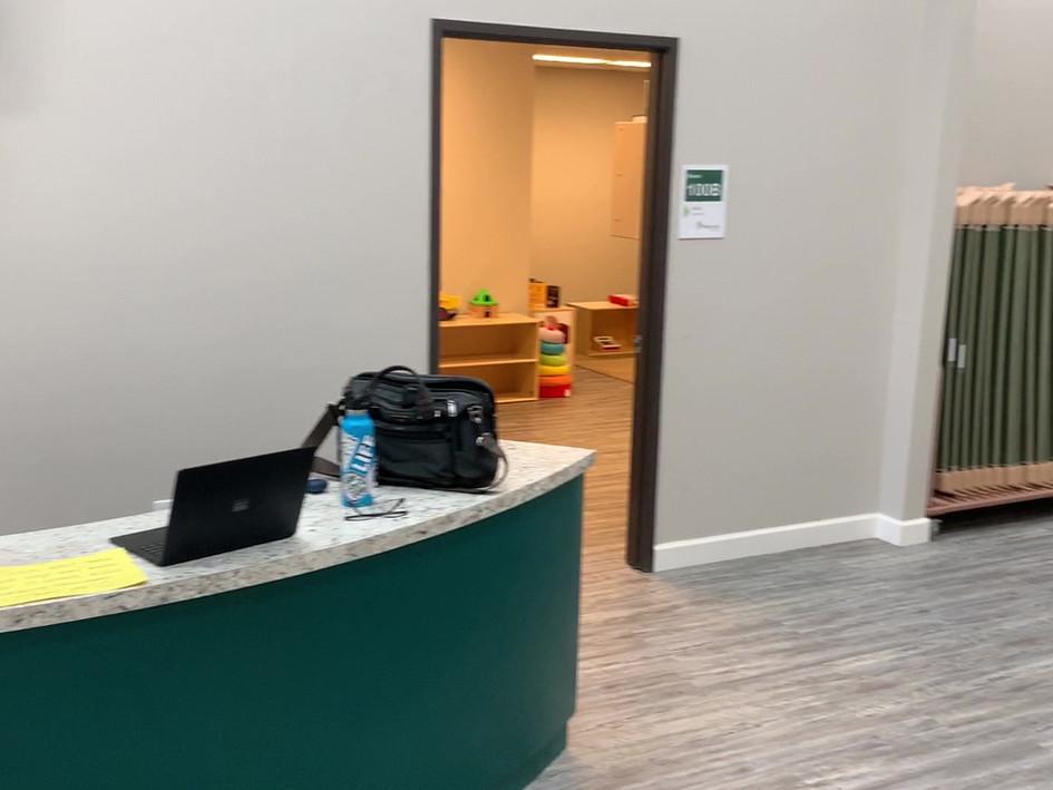Main Preschool Lobby