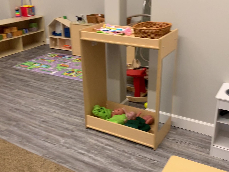 Pre-K Room Tour 1 Year Old