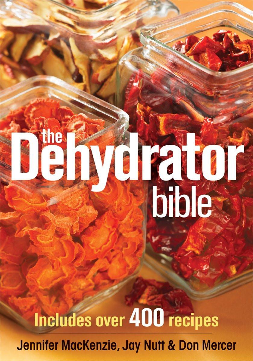 Dehydrator book