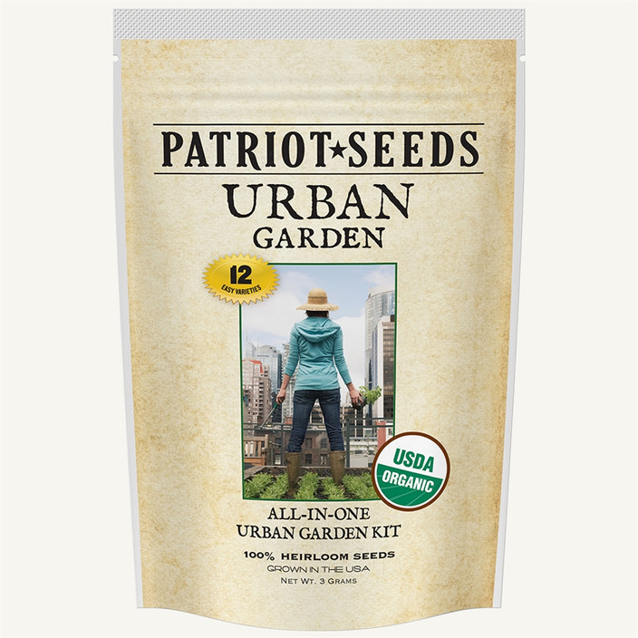 Urban Farming... Sow the right seeds for an amazing harvest
