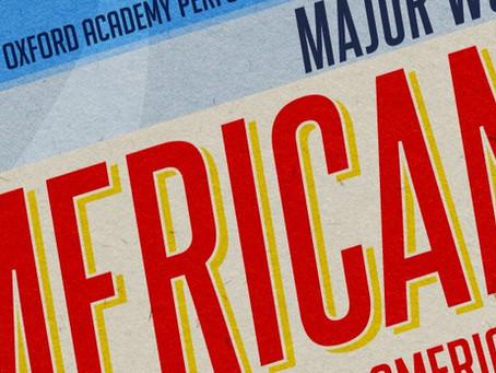 "OA Choir is BACK with Major Works Show: ""Americana"""