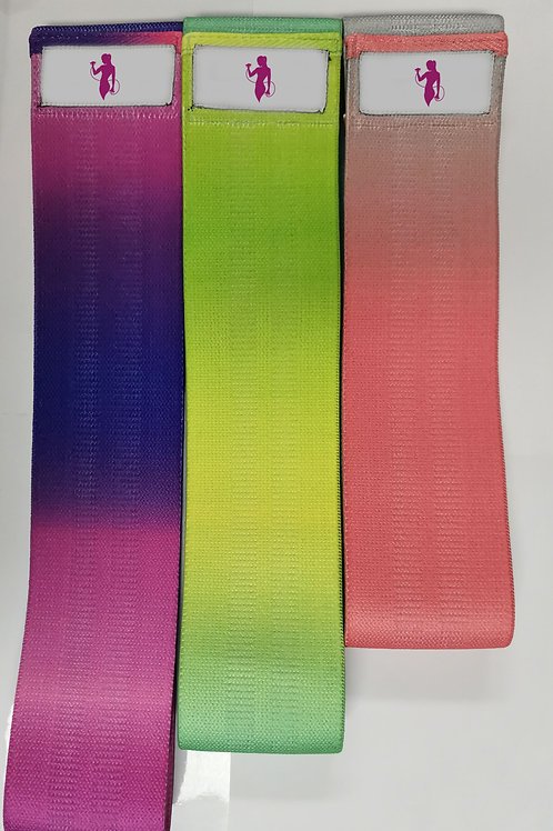 Cloth Resistance Bands