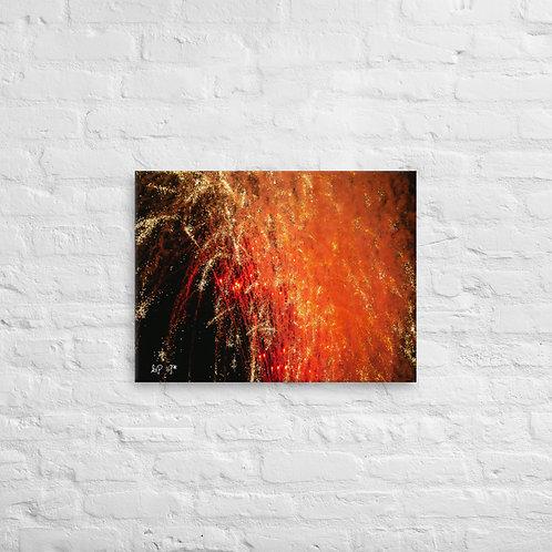 Fireworks Canvas