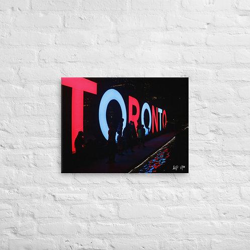 Toronto Canvas