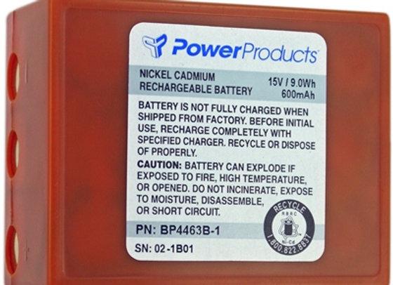 BATTERY FOR MOTOROLA HT210 - 15.0V / 600 mAh / NiCd