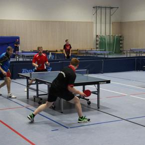 Vereinsmeisterschaften in Zweier-Teams