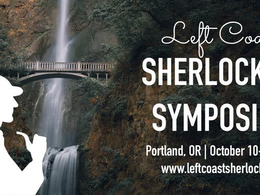Left Coast Sherlockian Symposium is back for 2020