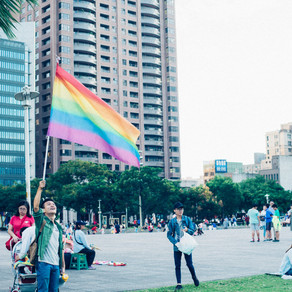Students Take on Taiwan Passing Same-Sex Marriage
