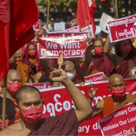 The Situation in Myanmar, Debriefed