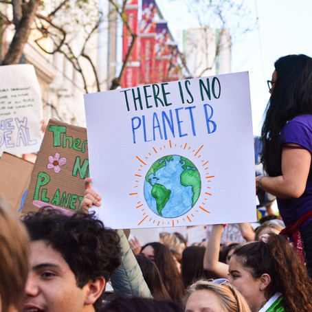 Students Strike to Bring Attention to Climate Change