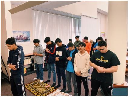 A Safer Space for Muslim Students: SBHS's Mission of Inclusivity
