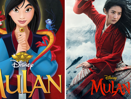 What's the deal with the Mulan controversy?