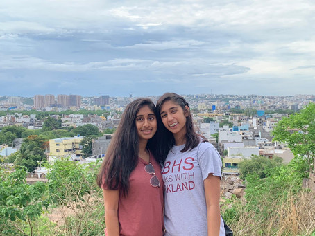 A Little Trip to Hyderabad—A Huge Difference