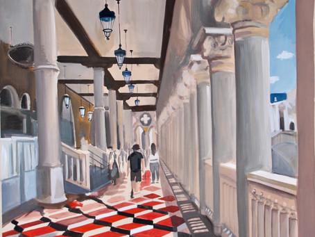 Hallway by Krithi Srinivas