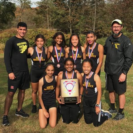 Cross Country Girls Continue Winning Streak
