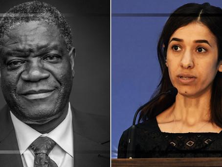 The Fight Against Rape Culture: 2018's Nobel Peace Prize Winners