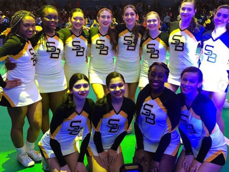 Cheer Team Dominates Their Nationals in Florida