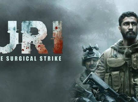 Uri - The Surgical Strike: The Hour of Revenge