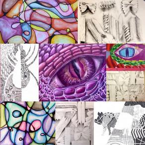 Thriving Art Classes of 2020