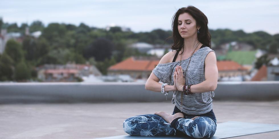 Restorative Yin Yoga