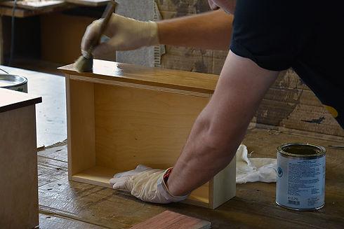 bútorok készítése